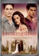 Go to record The twilight saga. Breaking dawn. Part 1 [videorecording]