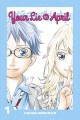 Go to record Your lie in April. Volume 1, A life in monotone